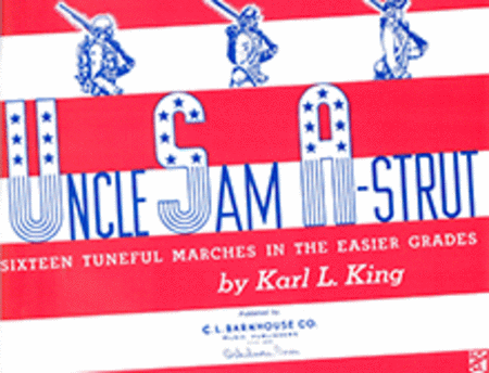 Uncle Sam A-Strut Book