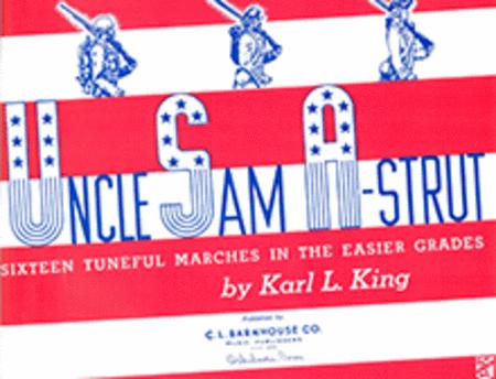 Uncle Sam A-Strut Book