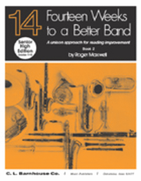 Fourteen Weeks to a Better Band, Book 2