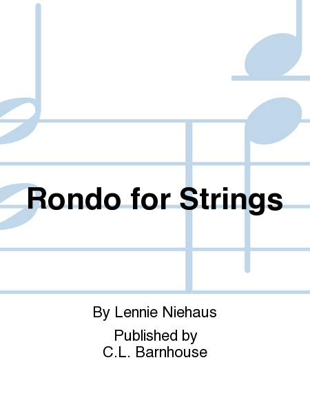 Rondo for Strings