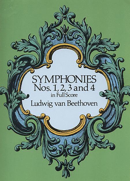 Symphonies Nos. 1, 2, 3, and 4