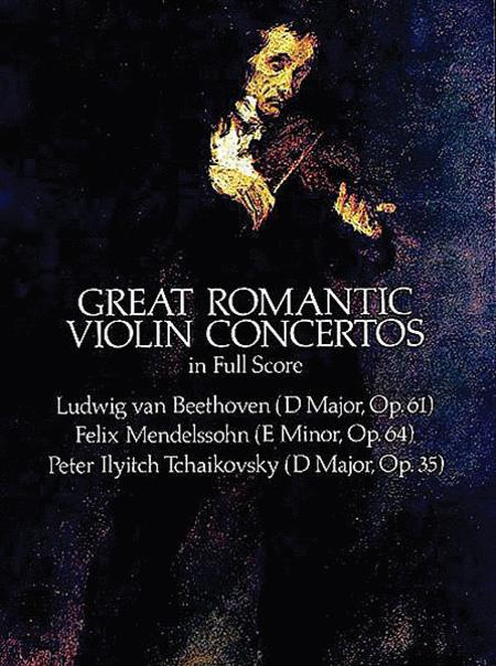 Great Romantic Violin Concertos