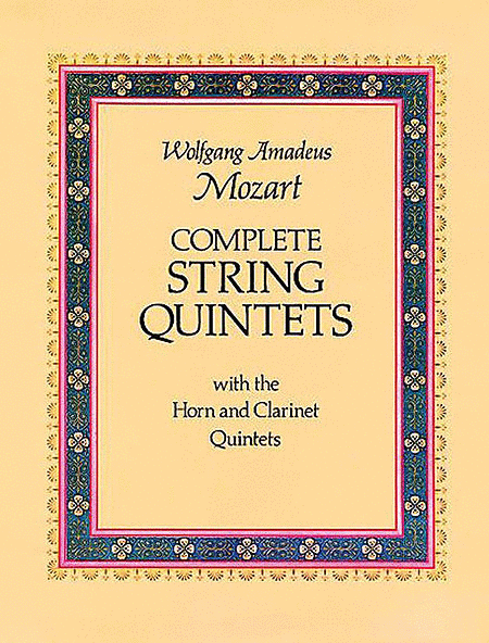 String Quintets (Complete)