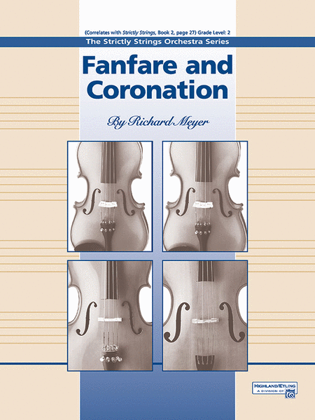 Fanfare and Coronation