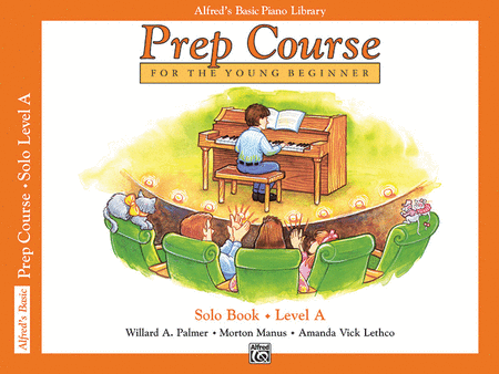 Alfred's Prep Course - Solo Book (Level A)