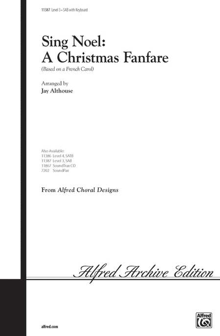 Sing Noel: A Christmas Fanfare