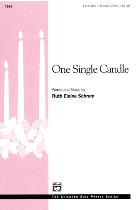 One Single Candle