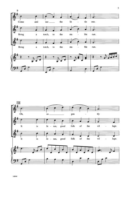 A Shepherd's Lullaby