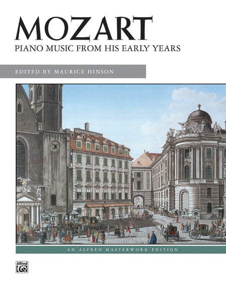 Piano Music from His Early Years