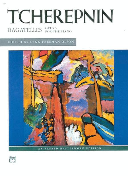 Alexander Tcherepnin - Rafael Kubelik Klavierkonzerte Nr. 2 Op. 26 and Nr. 5 Op. 96