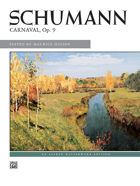 Schumann -- Carnaval, Op. 9