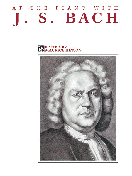 At the Piano with J. S. Bach