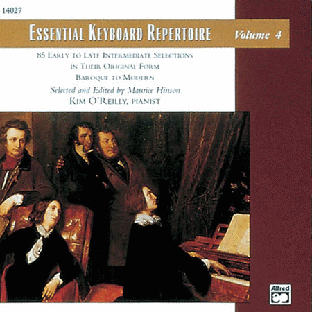 Essential Keyboard Repertoire, Volume 4