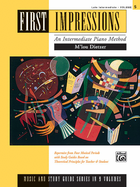 First Impressions: Music and Study Guides, Volume 5