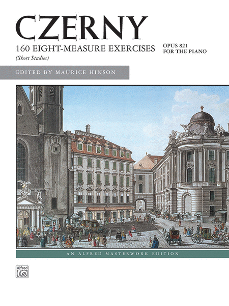Czerny -- 160 8-Measure Exercises, Op. 821