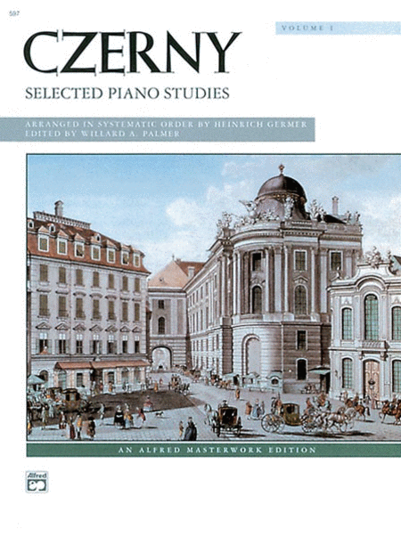 Czerny -- Selected Piano Studies, Volume 1