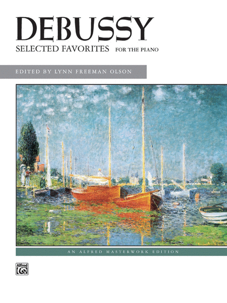 Debussy -- Selected Favorites