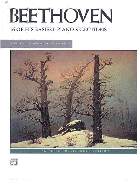 Beethoven -- 16 Easiest Selections