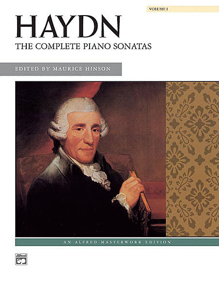 Haydn -- The Complete Piano Sonatas, Volume 1