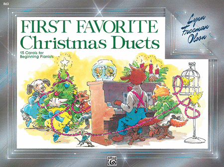 First Favorite Christmas Duets