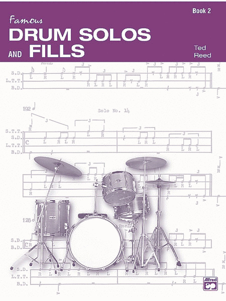 Famous Drum Solos and Fills - Book 2