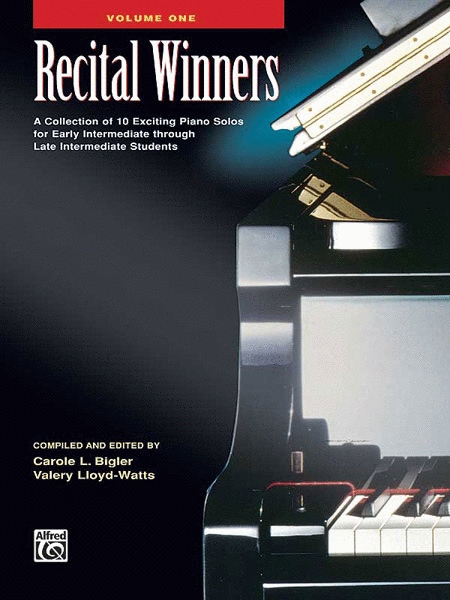 Recital Winners - Volume 1