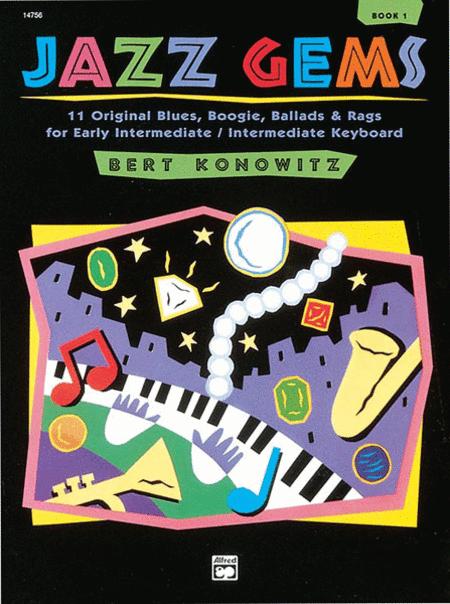 Jazz Gems, Book 1