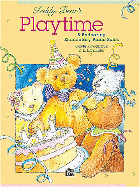 Teddy Bear's Playtime