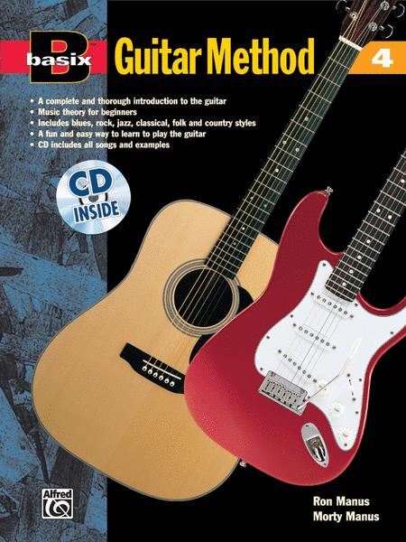 Basix Guitar Method, Book 4