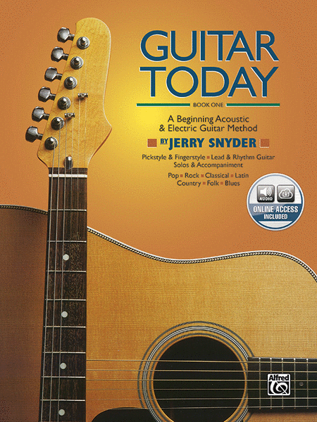 Guitar Today, Book 1