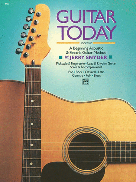 Guitar Today, Book 2