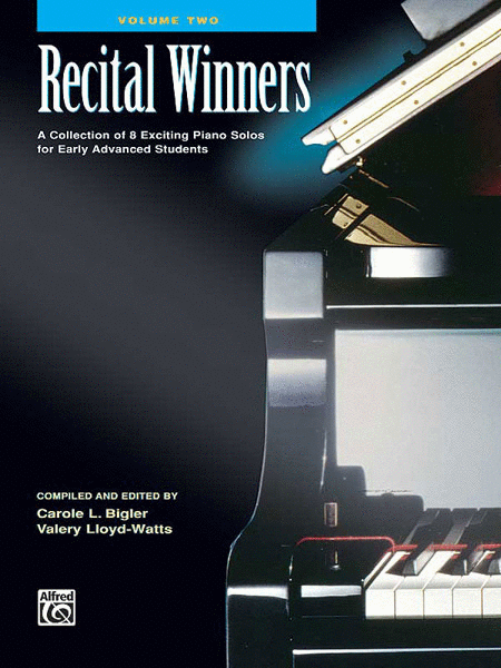 Recital Winners - Volume 2