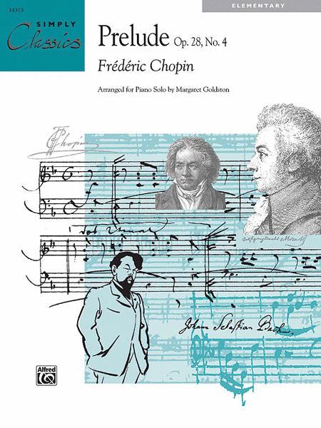 Prelude, Op. 28, No. 4