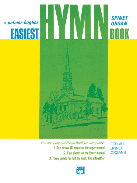 Easiest Organ Hymn Book
