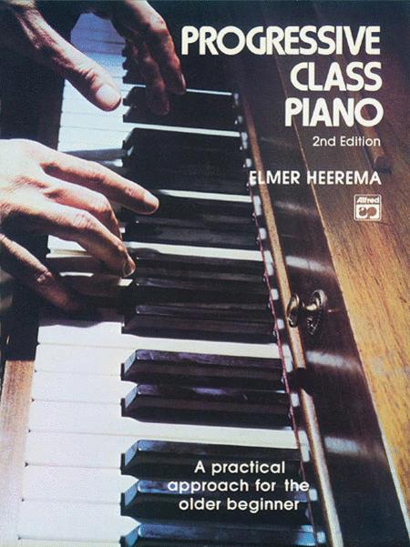 Progressive Class Piano
