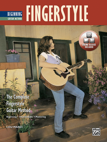 Beginning Fingerstyle Guitar (Book & CD)