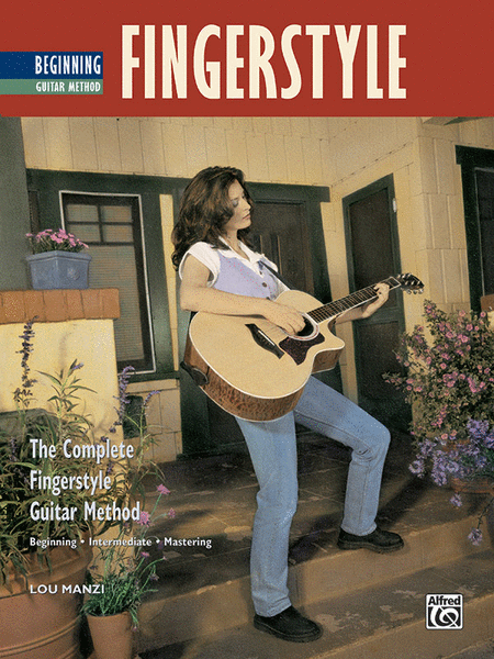 Beginning Fingerstyle Guitar (Book only)
