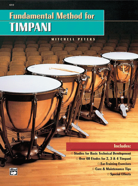 Fundamental Method for Timpani