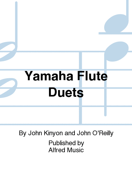 Yamaha Flute Duets