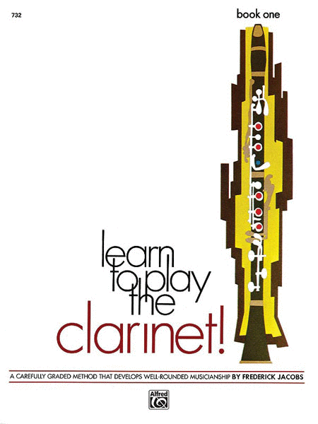 Learn to Play Clarinet, Book 1