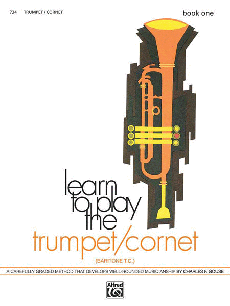 Learn to Play Trumpet/Cornet, Baritone T.C., Book 1