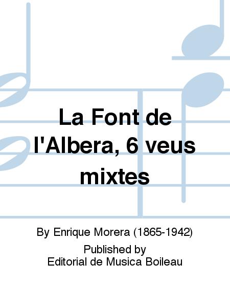 La Font de l'Albera, 6 veus mixtes