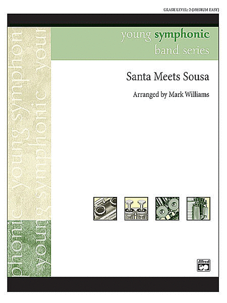 Santa Meets Sousa
