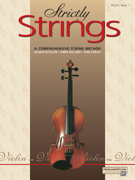 Strictly Strings - Book 1 (Violin)
