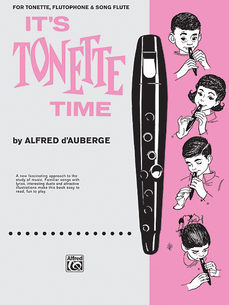 It's Tonette Time