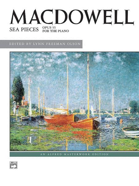 Sea Pieces, Op. 55