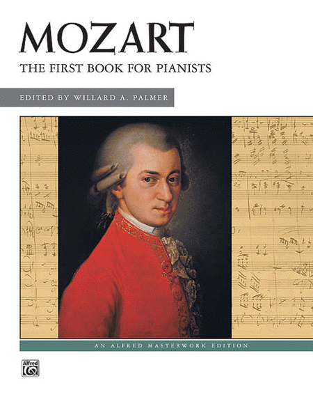 Mozart -- First Book for Pianists