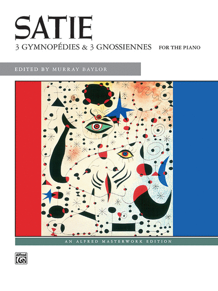 3 Gymnopedies & 3 Gnossiennes