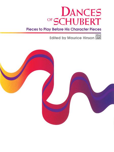 Dances of Schubert