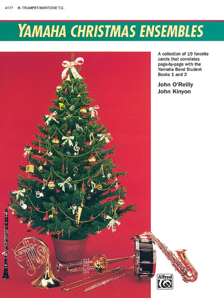 Yamaha Christmas Ensembles